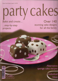 Cake Craft Guide Issue 9 - Party Cake