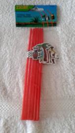 Zigby de Zebra Rietjes - 3 verschillende afbeeldingen