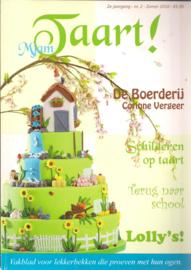 Mjam Taart! Tijdschrift Zomer 2010