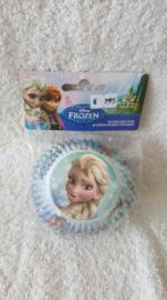 Disney Frozen Cupcake vormpjes - 60 stuks