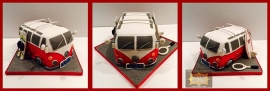 Volkswagen 3D voor minimaal 16 personen