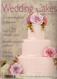 Cake Craft Guide Issue 11 - Wedding Cakes & Suger flowers