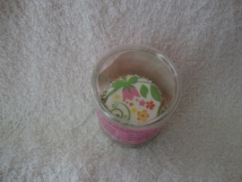 Mini Cupcake vormpjes Bloementuin mini Städter 100 stuks