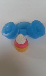Cup Cake molds - 3 stuks