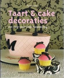 Taart & Cake decoraties door Paris Cutler