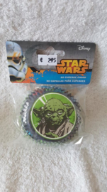 Disney Star Wars Cupcake vormpjes - 60 stuks