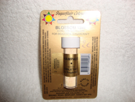 Sugarflair Colours Blossom Tint Dust: Champagne 7ml (bbend2019)