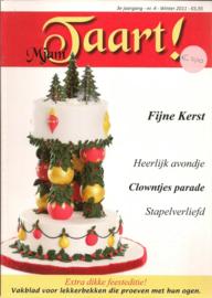 Mjam Taart! Tijdschrift Winter 2011