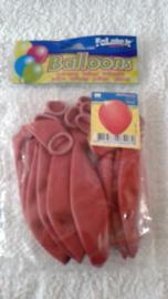 Ballonnen ballonnen - 10 stuks