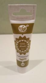 ProGel Khaki kleurstof - 25 gram
