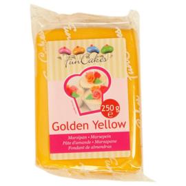 FunCakes Marsepein Geel -Golden Yellow 250 gram
