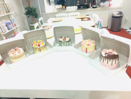 Workshop Dripcake - 6 oktober 2020