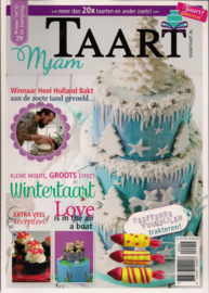 Mjam Taart! Tijdschrift Winter 2014/2015