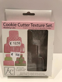 Cookie Cutter - Wedding Cake