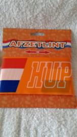 Voetbal Afzetlint Hup Holland - 15 meter