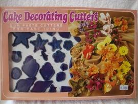 Bloemen uitstekerset 84 delig - JEM One original Flower cutter