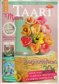 Mjam Taart! Tijdschrift Jaargang 9, nr. 42