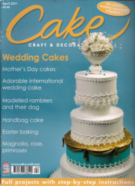 Cake Craft & Decoration April 2011