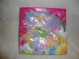 Tinkerbell servetten 20 stuks