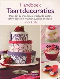 Handboek Taartdecoraties door Lindy Smith