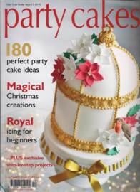 Cake Craft Guide Issue 17 - Party Cake