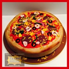 Pizza 3D voor 16 personen