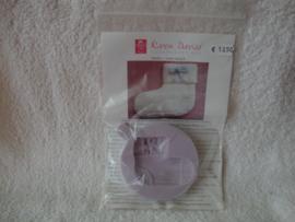 Siliconen mal  Baby Sok - Bootie / Sock Mould Karen Davies KD500