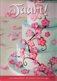 Mjam Taart! Tijdschrift Lente 2013