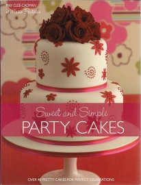 Sweet and Simple Party Cakes door May Clee-Cadman