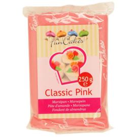 FunCakes Marsepein Roze -Classic Pink 250 gram