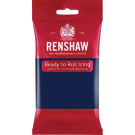 Fondant Navy Blue - Renshaw 250gram