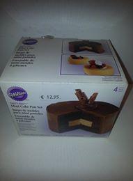 Mini cake pan set Wilton - 2105-155
