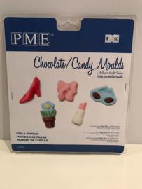 PME Chocolade-en snoepvorm Candy Moulds CM401