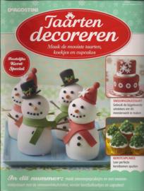 Taart Decoreren - Kerstspecial