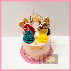 Prinsessen Taart 10 personen