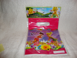 Tinkerbell uitdeelzakjes 6 zakjes