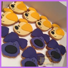 Woezel  & Pip 12 koekjes