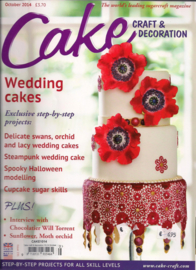 Cake Craft & Decoration Oktober 2014