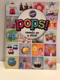 Pops! Sweets on a Stick, koekjes en cakepops op een stokje