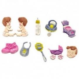 Nursery Cutter Set FFM - Baby uitstekers