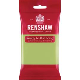 Fondant Pastel Green - Renshaw 250gram