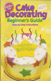 Wilton Cake Decorating Beginner's Guide 902-1232