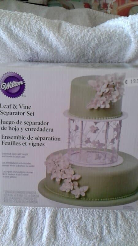 Leaf & Vine Decoratie set Wilton 303-454