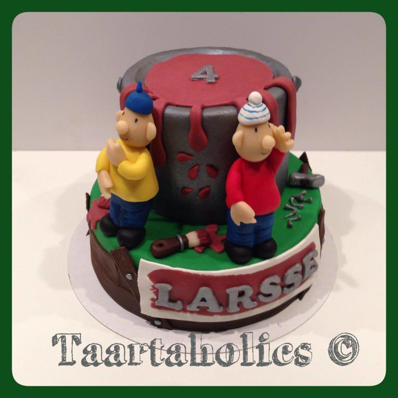 Dubbellaags Taarten De Bakwinkel Taartaholics