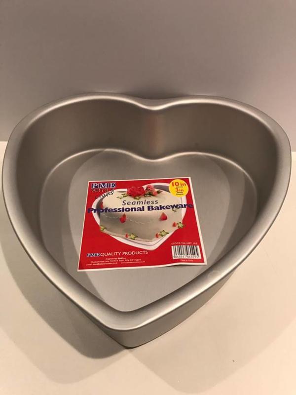 PME Bakvorm hart 254 x 76mm x 70mm - HRT103