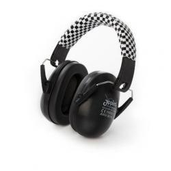 Jippies gehoorbeschermer zwart/ wit
