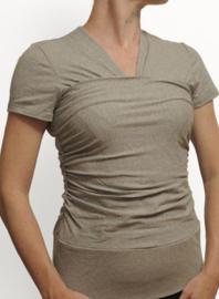 Vija Buidel shirt grijs
