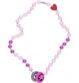 Chewelry Twiggy Twist Pink