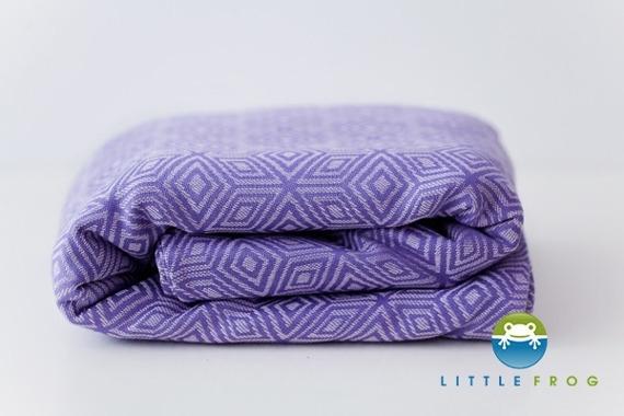 Little Frog Lavender Cube maat S
