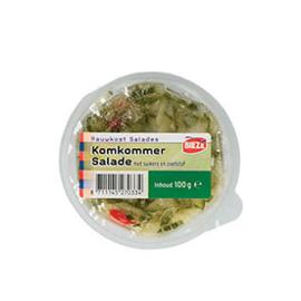 Rauwkost komkommersalade